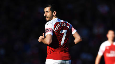 901d7bd3c Henrikh Mkhitaryan to miss Europa League final