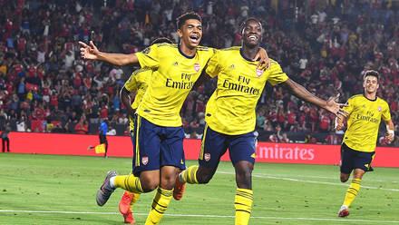 Bayern Munich 1 - 2 Arsenal - Match Report | Arsenal com