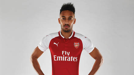 cheap for discount 643bd f125d Which shirt number will Aubameyang wear for us? | News ...