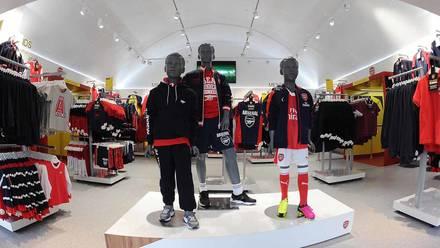 b8e24b5e0 Arsenal Shopping