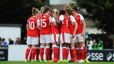promo code b57a4 107fd Important update from our women's team | Arsenal Women ...
