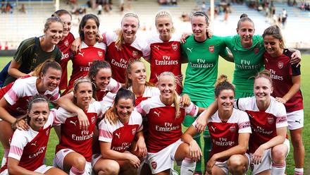 online store 890dc 396e0 Women 2 - 2 PSG Féminines - Match Report | Arsenal.com