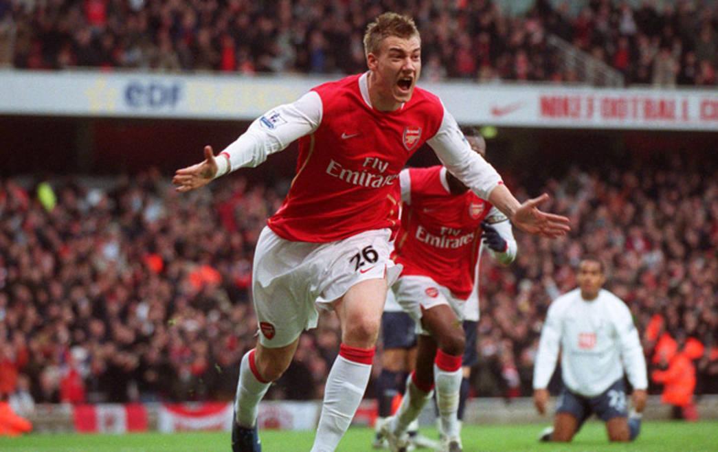 Ex-Arsenal Forward Nicklas Bendtner Retires From Football