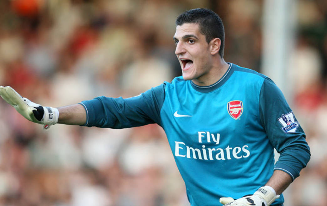Vito Mannone | Players | Men | Arsenal.com