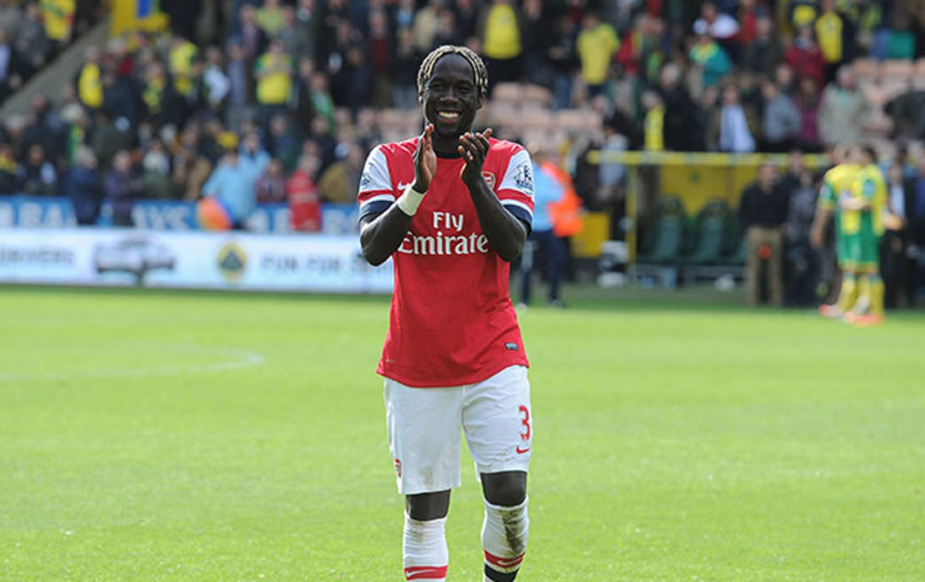 Bacary Sagna | Players | Men | Arsenal.com