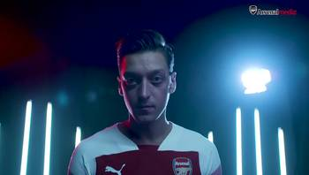 arsenal and puma reveal 2018 19 home kit
