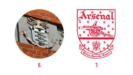 The Arsenal Crest History News Arsenal Com