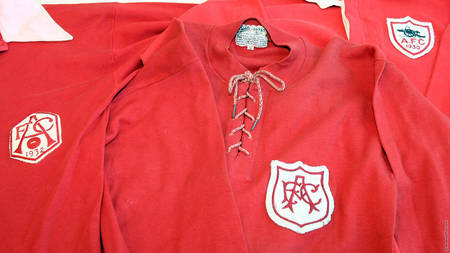 Arsenal shirts from the 1932 c14df0798